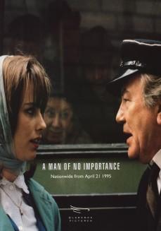 Tara Fitzgerald with Albert Finney